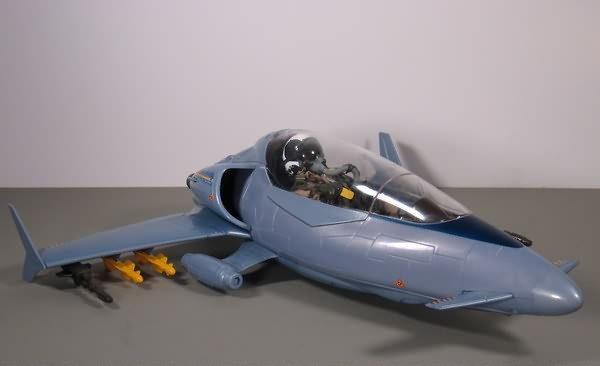 Max Steel MX-25 Attack Jet – Max Jet – Mattel