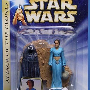 Star Wars Action Figure Padme Lars Homestead Hasbro