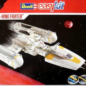 Star Wars Y-Wing Fighter Model Kit Revell