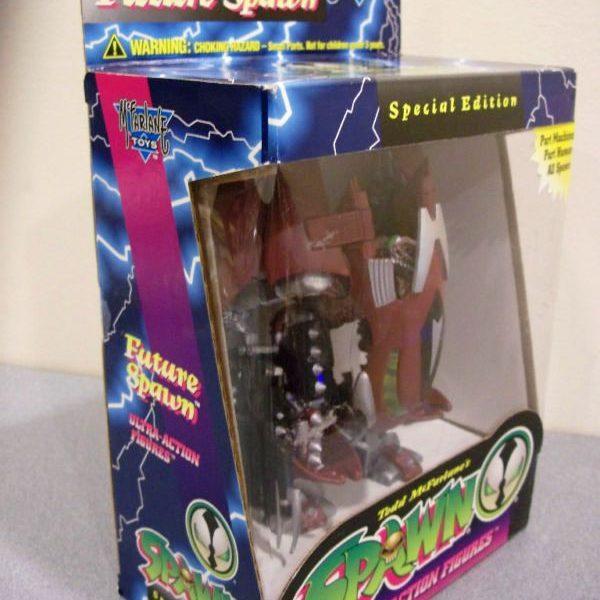 Spawn – Ultra Future Spawn Mc Farlane Toys