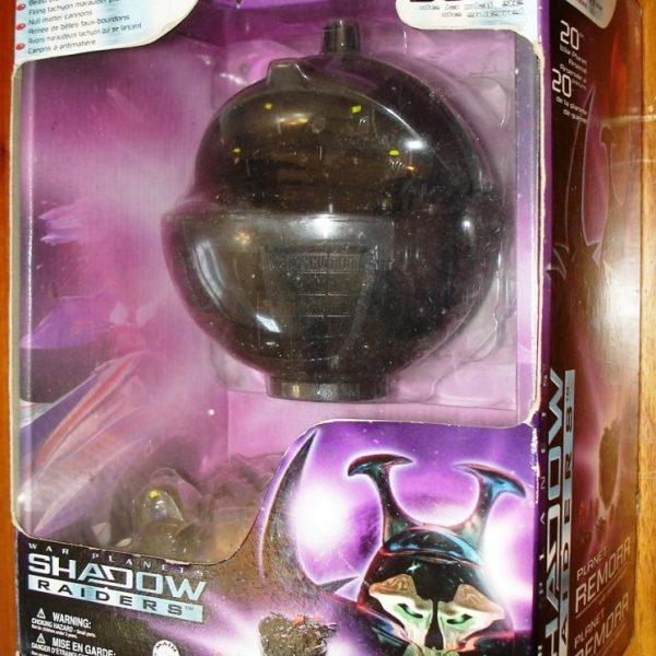 Shadow Raiders Planet Remora Trendmasters