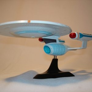 Star Trek USS Enterprise NCC 1701-C Resin Model