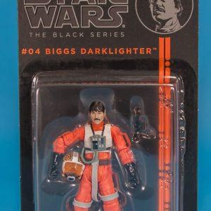 Star Wars Action Figure Biggs Darklighter Black Series Hasbro