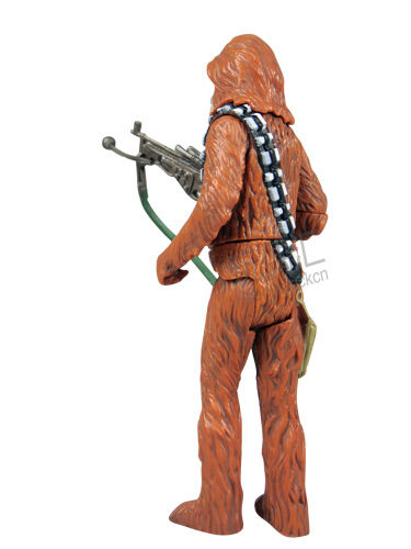 Star Wars Action Figure Chewbacca Comic Pack Hasbro