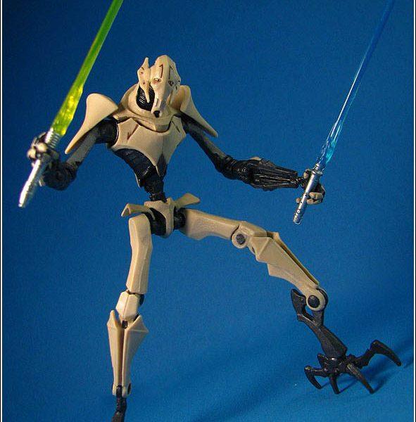 Star Wars Action Figure General Grievous Hasbro