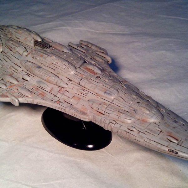 Star Wars Calamari Cruiser Liberty Resin Model