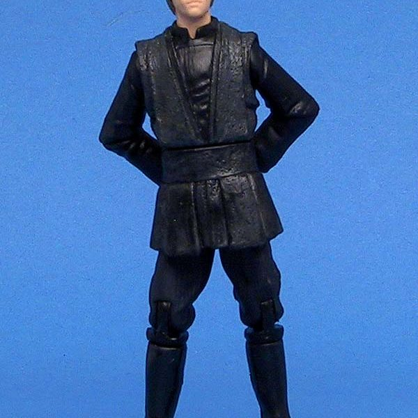 Star Wars Action Figure Luke Skywalker Jedi Hasbro