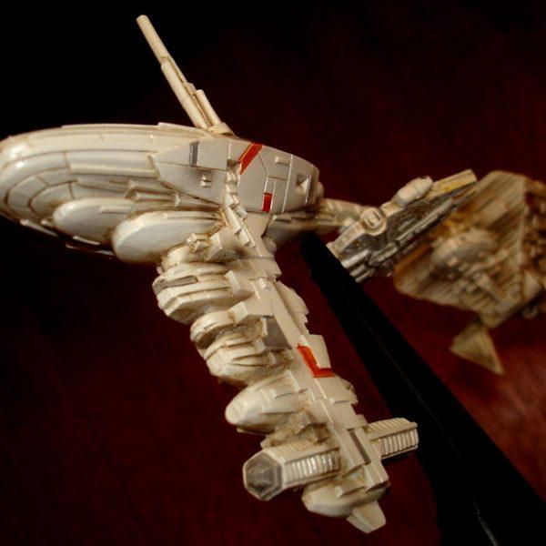 Star Wars Nebulon-B Fragata Médica Resin Model