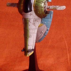 Star Wars Jango Fett Slave-1 Resin Model