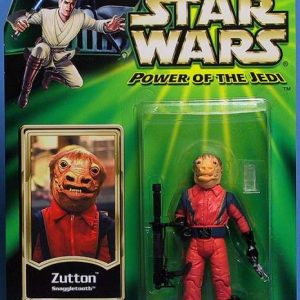 Star Wars Action Figure Zutton Snaggletooth Hasbro