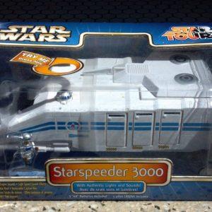 Star Wars Starspeeder 3000 Model Disney Star Tour