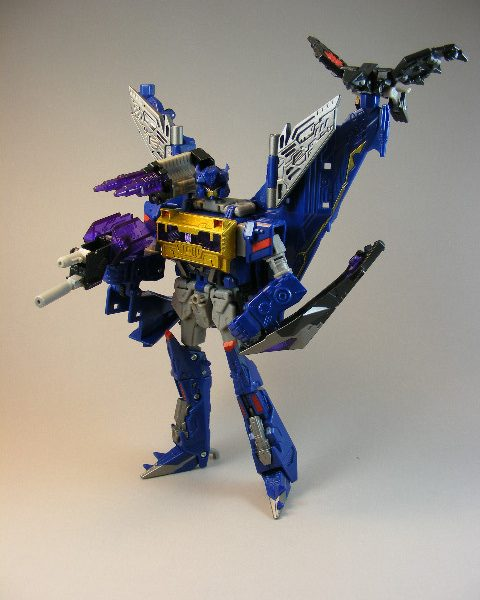 Transformers Cybetron Soundwave Hasbro