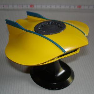 Flying Sub Resin Model Crazy Details