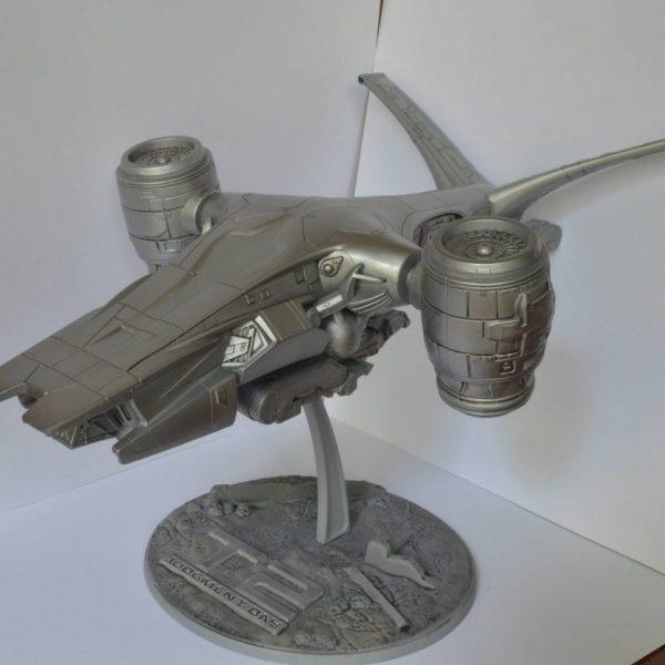 Terminator Aerial Hunter Killer Model Kit Pegasus