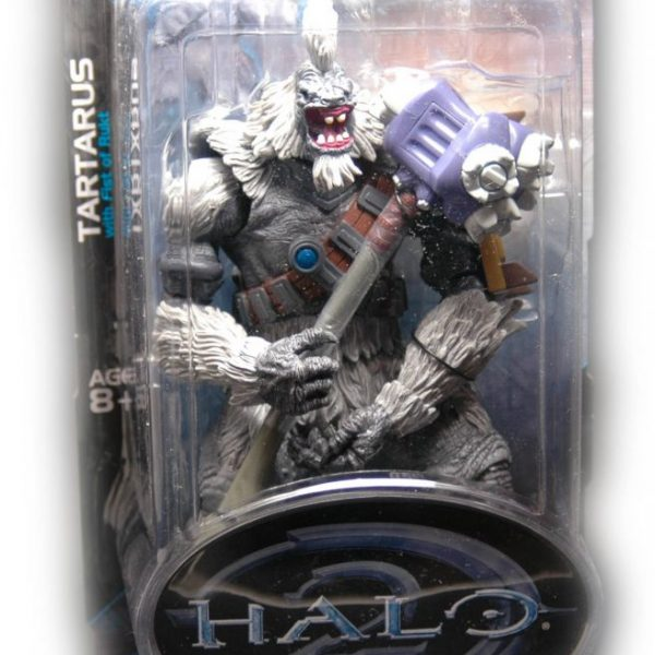 Halo-2 Brute Leader Tartarus Joy Ride
