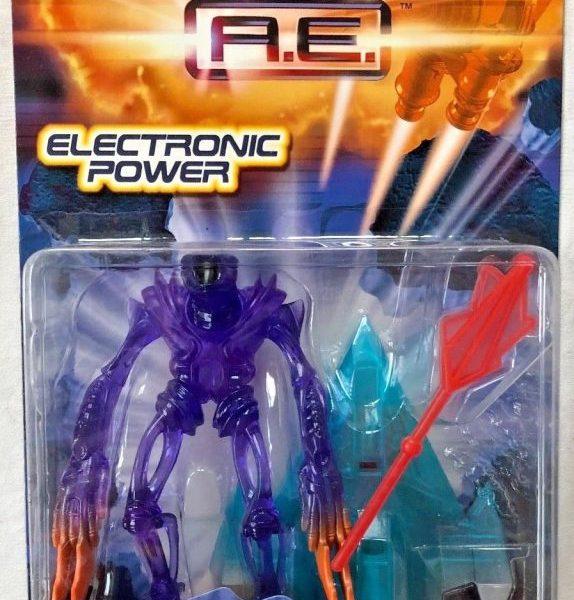 Titan A.E. Drej Attack Drone Hasbro