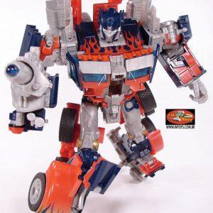 Transformers Movie Optimus Prime Hasbro