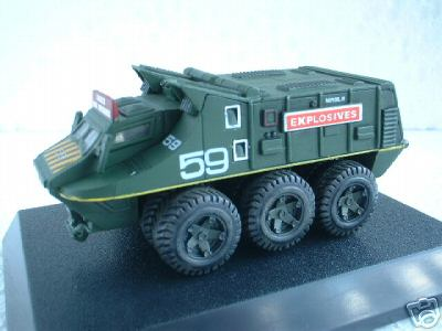 Joe-90 U-59 Explosive Carrier Konami