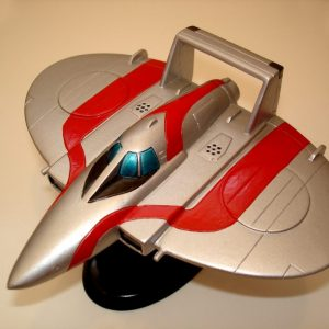 Ultraman Arrow-II Fighter Plane Resin Model