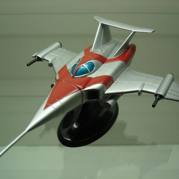 Ultraman Arrow-I Fighter Plane Resin Model