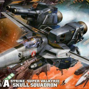 Macross Strike Valkyrie VF-1S Model Kit Hasegawa