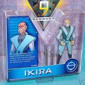 Xyber-9 Ikira Action Figure Bandai