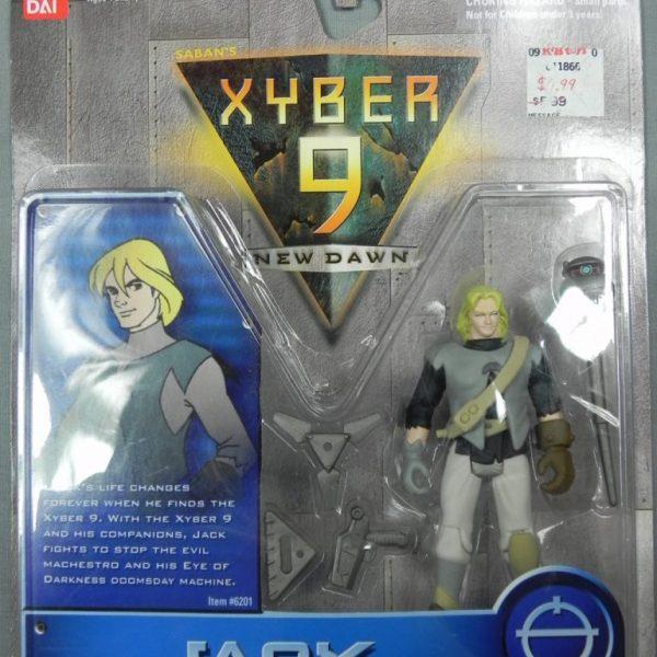 Xyber-9 Anakonda Action Figure Bandai (cópia)