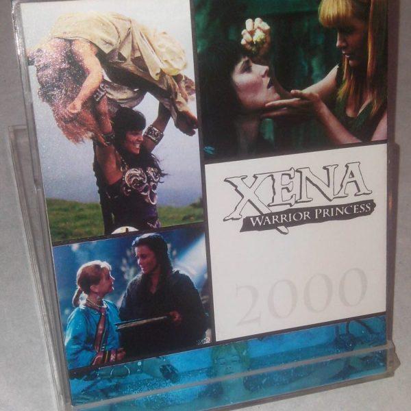 Calendário 2000 Xena – Xena a Princesa Guerreira