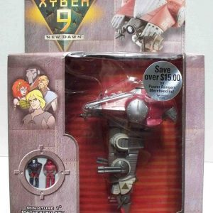 Xyber-9 Hammeron Fighter Action Figure Bandai