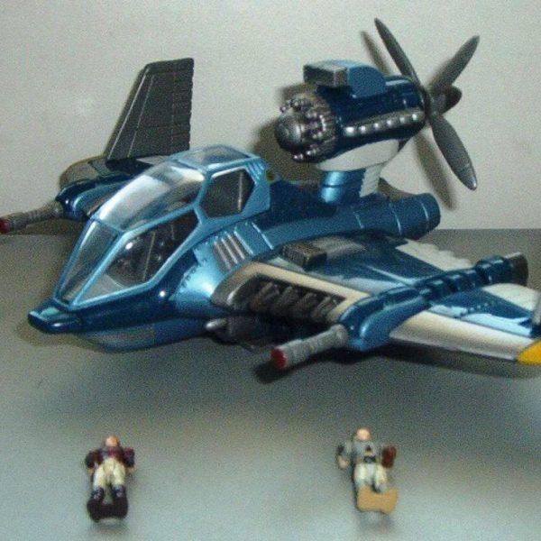 Xyber-9 Skyfighter 1/72 Bandai