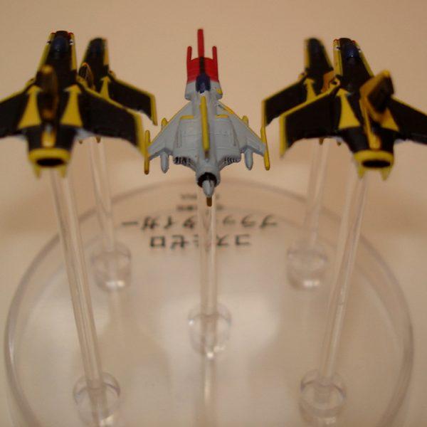 Yamato Black Tigers Set Zacca
