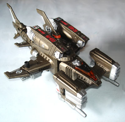 ZOIDS Hammerhead Model Kit Tomy