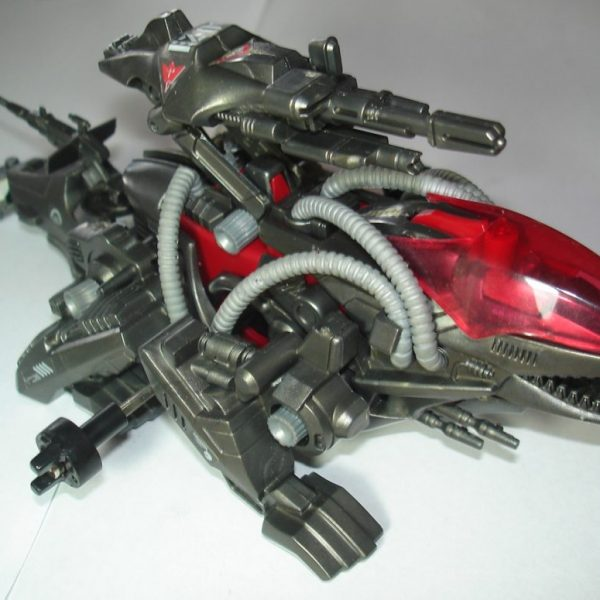 ZOIDS Hel Gunner Model kit Tomy