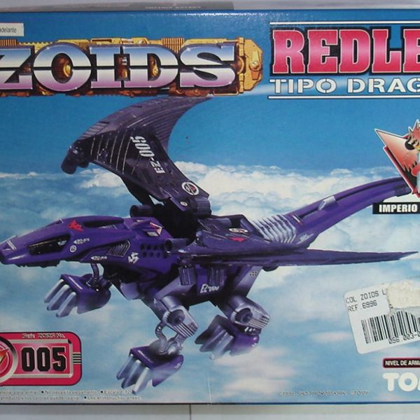 ZOIDS Redler Model Kit Tomy