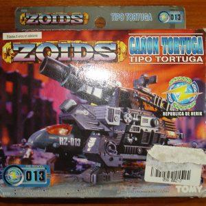 ZOIDS Tortuga Model kit Tomy