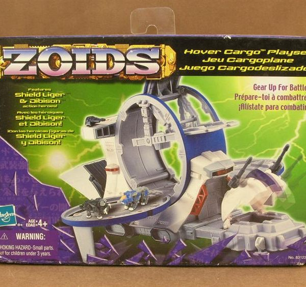ZOIDS Snail Carrier Model Tomy