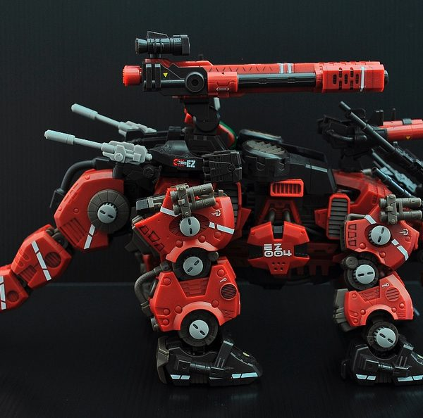 ZOIDS Red Horn Tomy