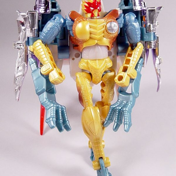 Transformers Beast Wars Airazor Transmetal-2 Hasbro