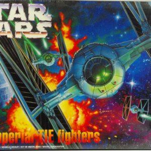 Star Wars TIE Fighter 1/48 AMT Model kit
