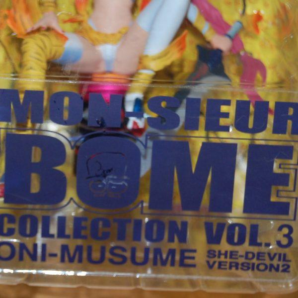 BOME Oni Musume SHE-DEVIL Kayodo
