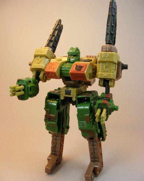 Transformers Armada Demolisher Hasbro
