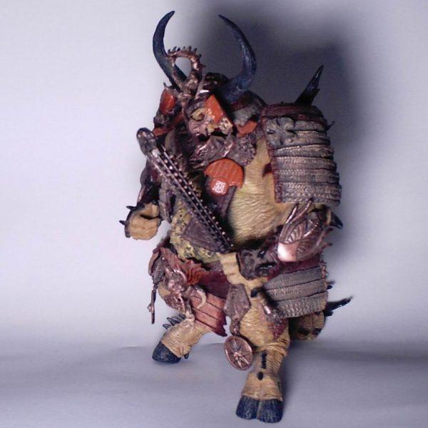 Spawn Dojo Demon Mc Farlane Toys
