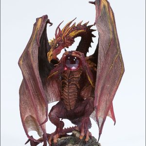 Sorcerer Dragon Mc Farlane Toys