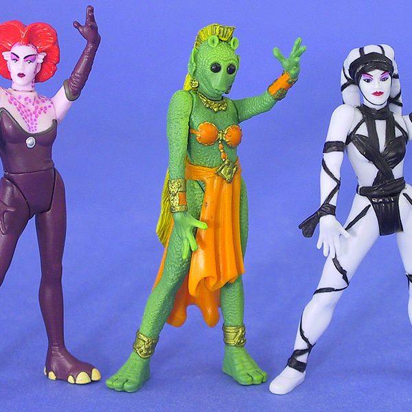 Star Wars Jabba Dancers Action Figure Hasbro