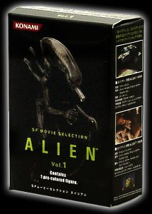 Alien Classic Konami