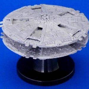 Battlestar Galactica Cylon Base Star Konami