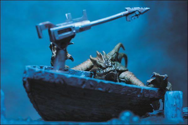 Monster Line Sea Creature Mc Farlane Toys