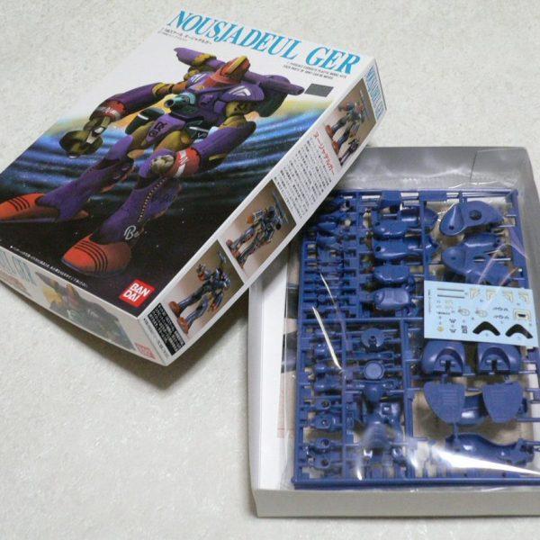 Macross Nousjadeul-Ger 1/144 Model Kit Imai