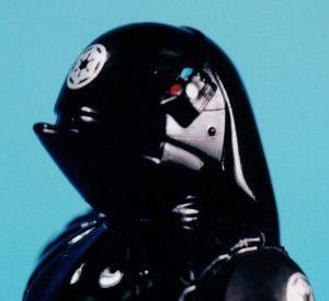 Star Wars Action Figure Death Star Gunner Hasbro