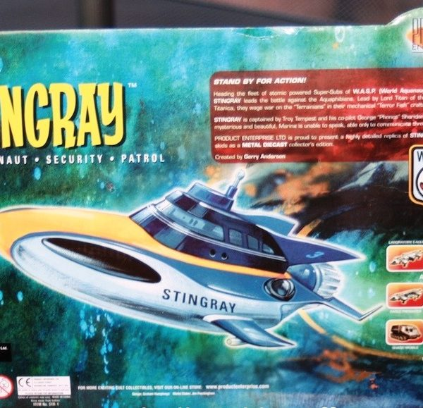 Stingray Die Cast HG Product Enterprise
